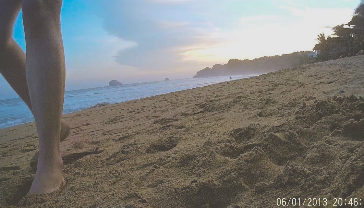 My Lonely Road to Oaxaca: Zipolite